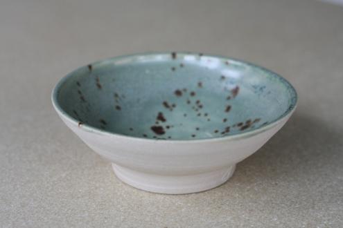 Celadon Glaze with Oxide - £5