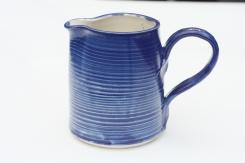 Porcelain Blue Glaze