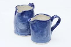 Porcelain Blue, Jugs