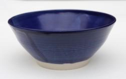 Porcelain Blue Glaze - Large Bowl - £25