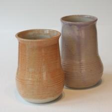 Melon and Lilac Glazes - £25